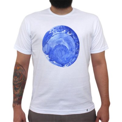 Tsuki No Usagi - Camiseta Clássica Masculina
