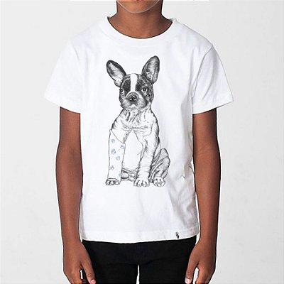 Ugly Dog - Camiseta Clássica Infantil