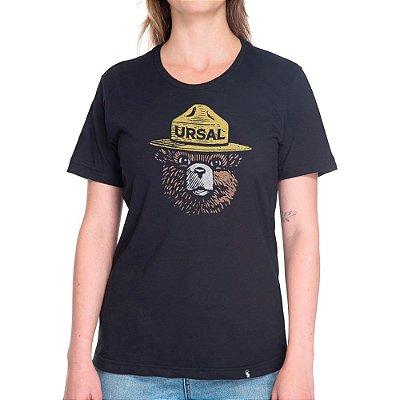 Urso URSAL - Camiseta Basicona Unissex