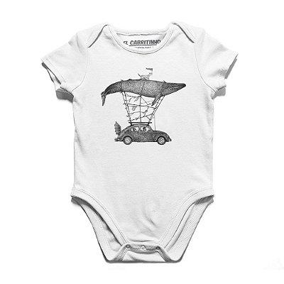 Viajantes - Body Infantil