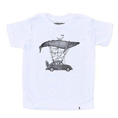 Viajantes - Camiseta Clássica Infantil