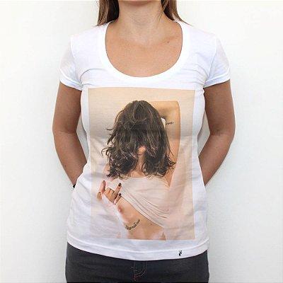 Visita Secreta - Camiseta Clássica Feminina