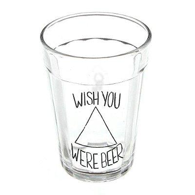 Wish you were beer - Copo Americano