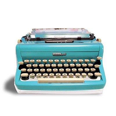 Porta-Guardanapos Máquina de Escrever