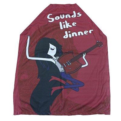 Avental Hora de Aventura - Marceline - Sounds Like Dinner!