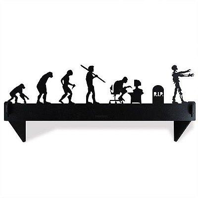 Prateleira - Evolução Zumbi