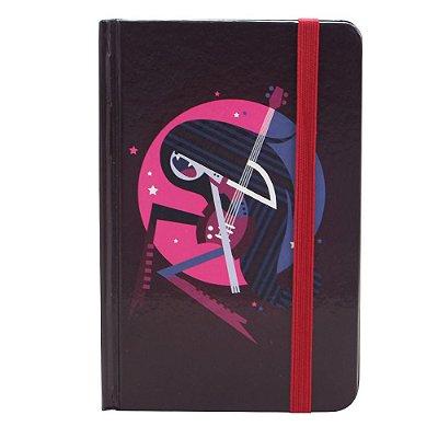 Caderno de Anotações Hora de Aventura - Marceline