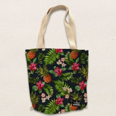 Ecobag - Saco/Mochila Vibe Tropical