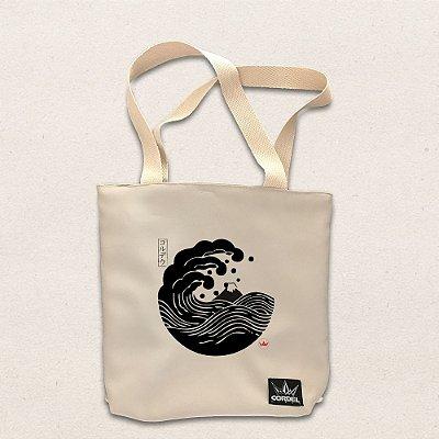 Ecobag - Saco/Mochila Big Wave Japan