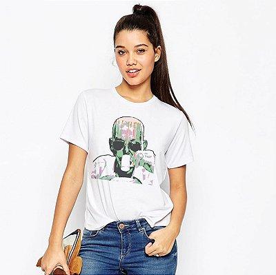 Camiseta Feminina, Cartola