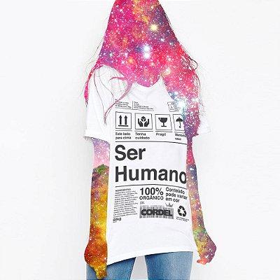 Camiseta Feminina, Ser humano