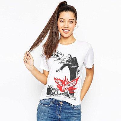 Camiseta Feminina, Frankinstyle