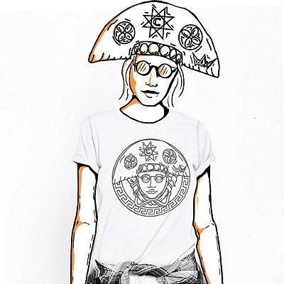 Camiseta Feminina, Virgulino Virsache