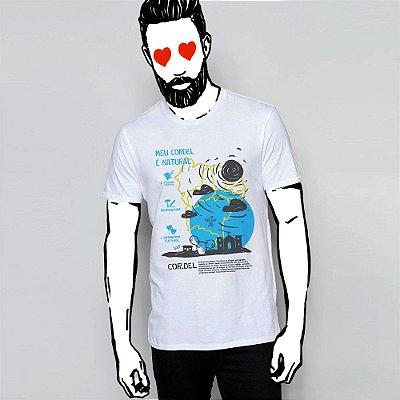 Camiseta, Cordel Natural