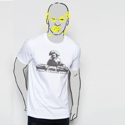 Camiseta, Virgulino