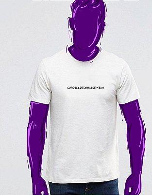 Camiseta, Cordel Sustainable