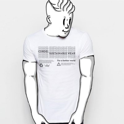 Camiseta, Por um mundo melhor