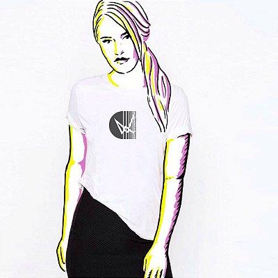 Camiseta Feminina, Seja sustentável