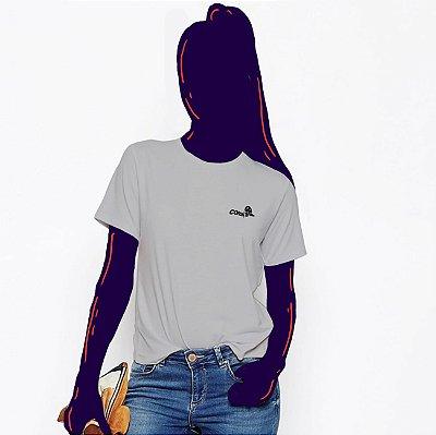 Camiseta Feminina, Básica Oxe é Cordel