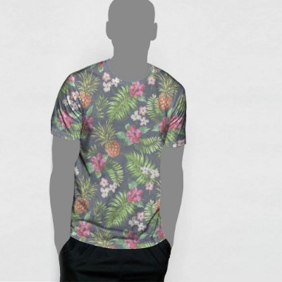 Camiseta, Vibe tropical