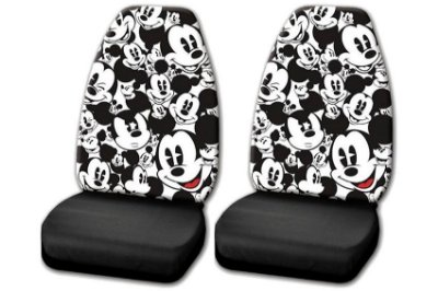 PROTETOR PARA BANCO DE CARRO MICKEY ORIGINAL DISNEY