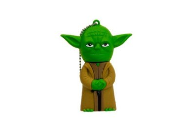 PEN DRIVE 8GB STAR WARS MESTRE YODA