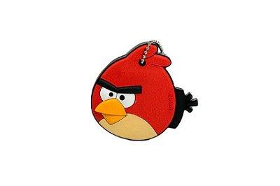 PEN DRIVE 4GB ANGRY BIRDS VERMELHO