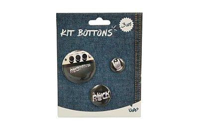 KIT BOTTONS ROCK