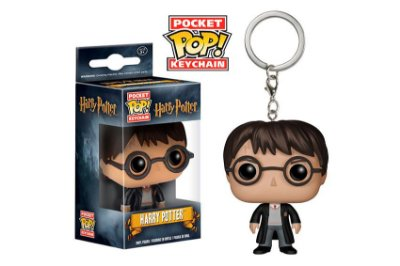 CHAVEIRO FUNKO POP HARRY POTTER
