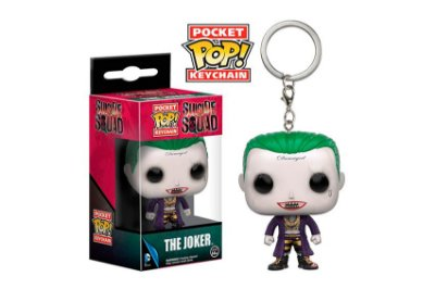 CHAVEIRO FUNKO POP CORINGA BATMAN