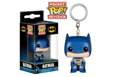 CHAVEIRO FUNKO POP BATMAN