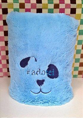 Manta Térmica Azul #adotei