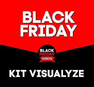 Kit Black Friday Visualyze para Loja Integrada