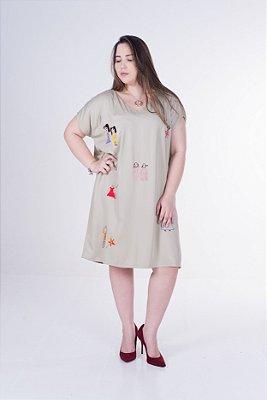 Vestido sonho de Ana