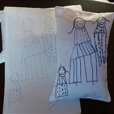Almofada pequena sonho de Ana ENCOMENDA ESPECIAL