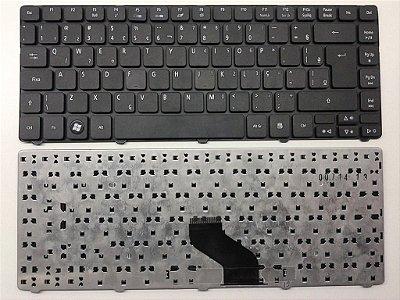 Teclado Para Notebook Acer 3810 Séries