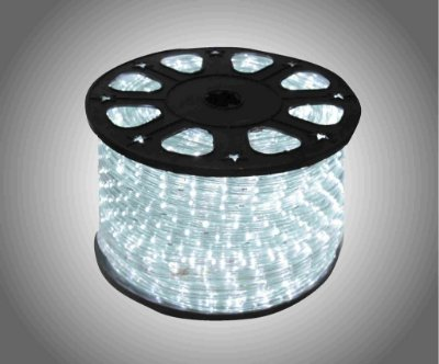Mangueira LED Branco Frio 6500K Luminosa De Alto Brilho Por Metro Para Sancas E Decorações Em Geral