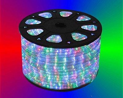 Mangueira LED Colorido Luminosa De Alto Brilho Por Metro Para Sancas E Decorações Em Geral