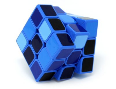 FELLOW CUBE BLUE