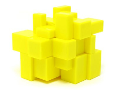 MIRROR BLOCKS AMARELO