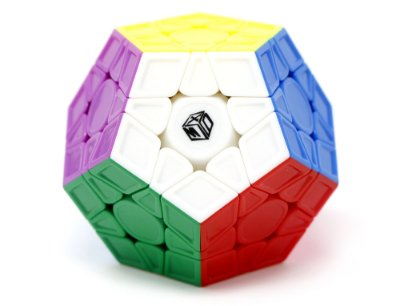 MEGAMINX GALAXY COLOR