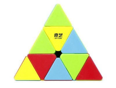 PYRAMINX QIMING COLOR