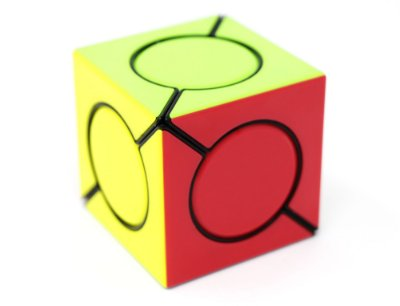 SIX SPOT CUBE COLOR