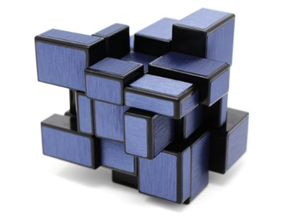 MIRROR BLOCKS AZUL