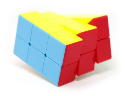 CUBOIDE 3X3X2 COLOR