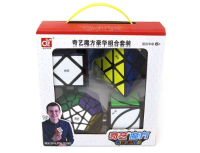 BOX KIT MEGA PYRA SKEWB IVY