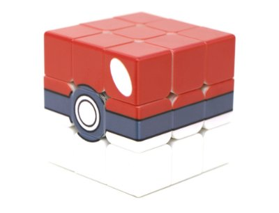 CUBO MÁGICO POKEBALL