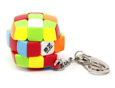 3X3X3 CHAVEIRO COLOR