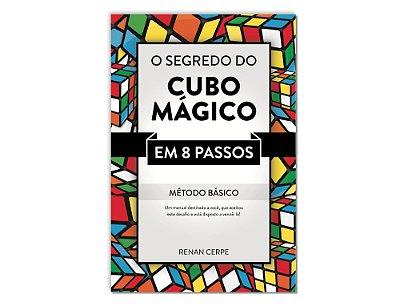 LIVRO - O SEGREDO DO CUBO MÁGICO