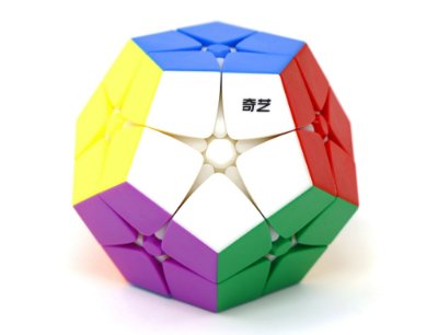2X2 MEGAMINX COLOR